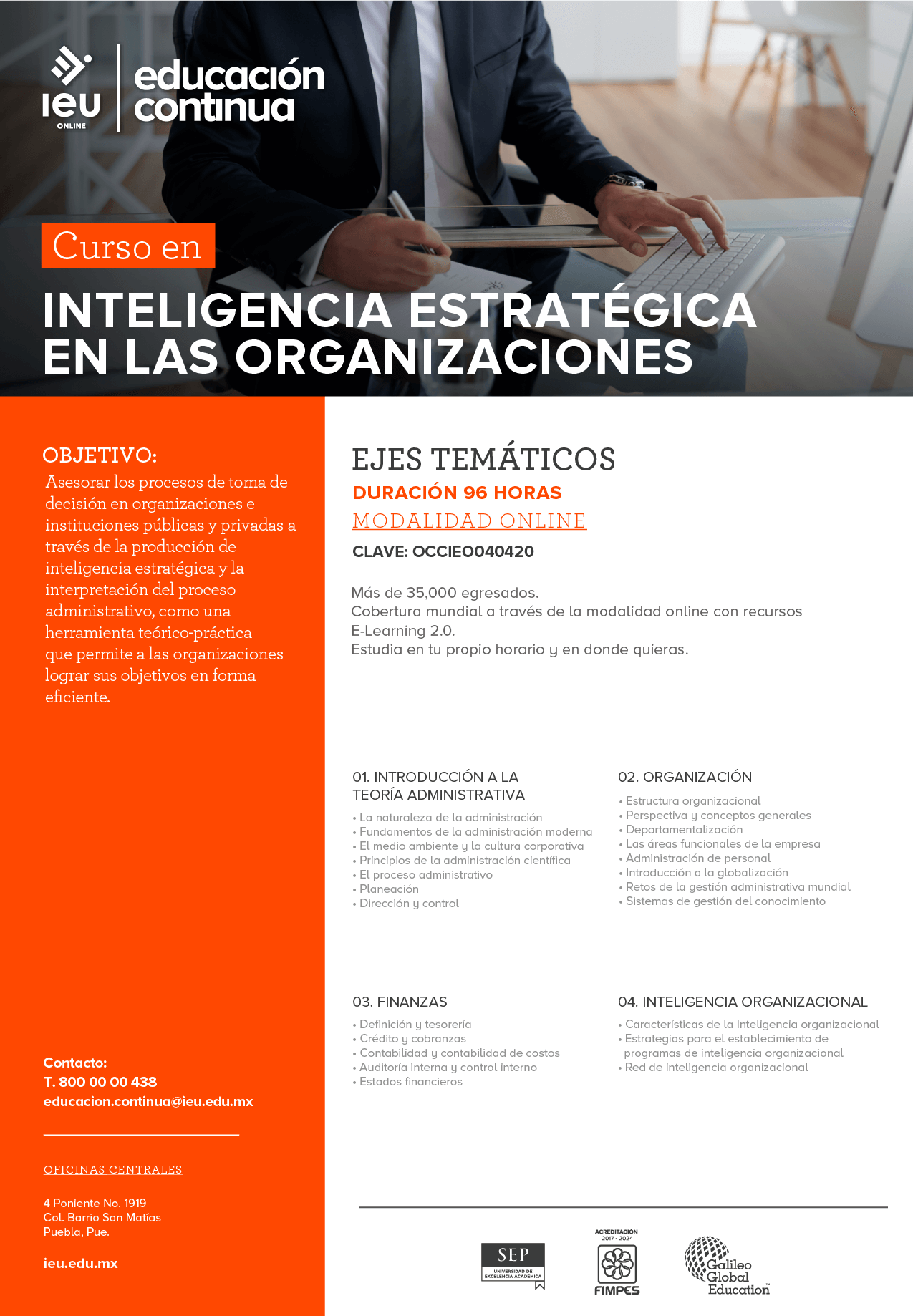 Inteligencia estratégica en las organizaciones