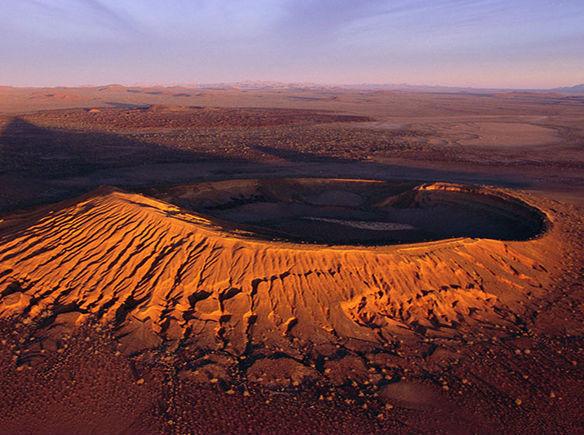 gran desierto de altar